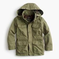 Boys' utility jacket