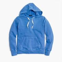 Heathered hoodie