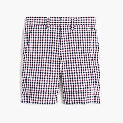 Boys' Ludlow suit short in seersucker