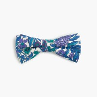 Boys' bow tie in Liberty® floral