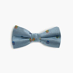Boys' silk critter bow tie in lucha libre masks