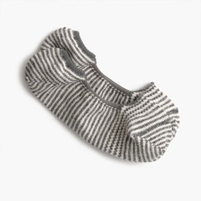Anonymous Ism™ no-show socks in stripe