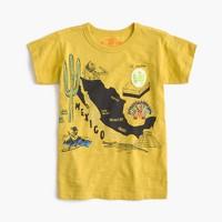 "Boys' ""Mexico"" destination art T-shirt"