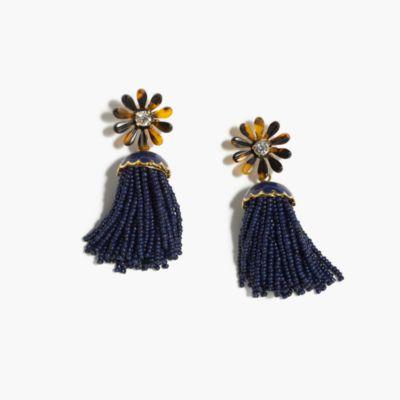 Honeymoon tassel earrings