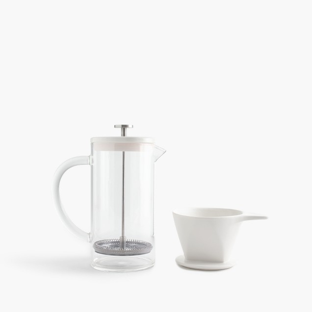 W&P Design™ pour-over press
