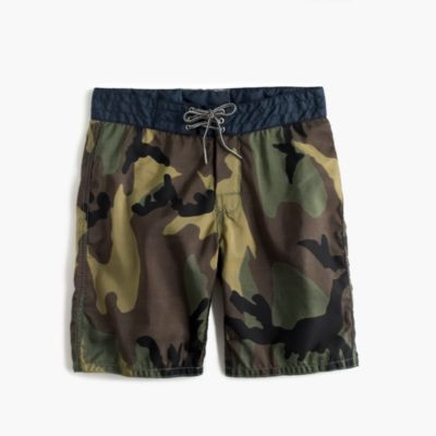Boys' Birdwell® for crewcuts camo board short