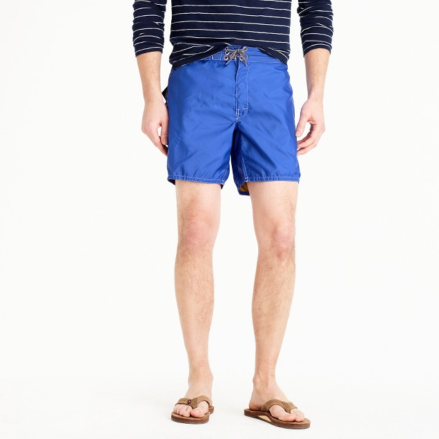 Birdwell® for J.Crew board short in royal blue