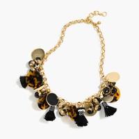 Fun tassel necklace