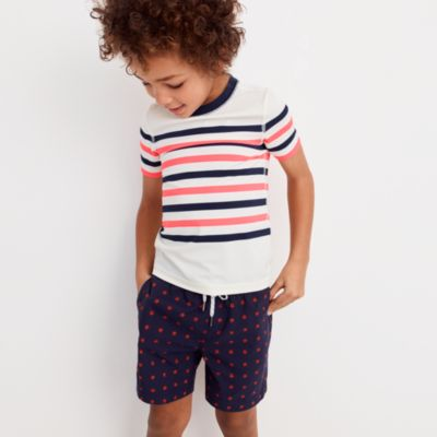 Boys' star swim trunk