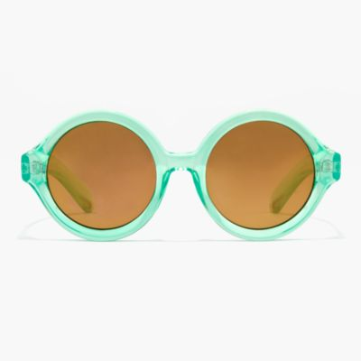 Girls' round sunnies