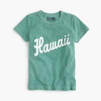 Boys' Ebbets Field Flannels for crewcuts Hawaii Islanders T-shirt