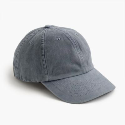 Garment-dyed ball cap