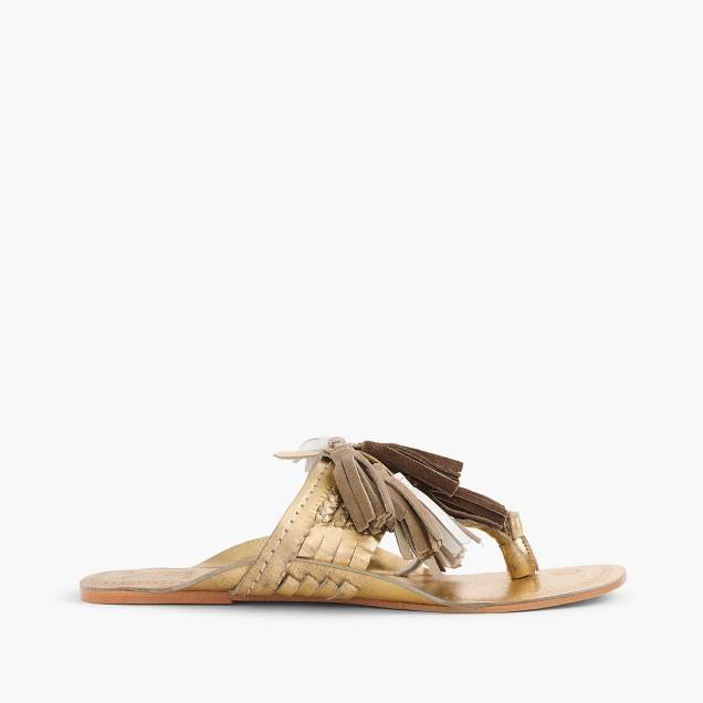 Figue® scaramouche sandals