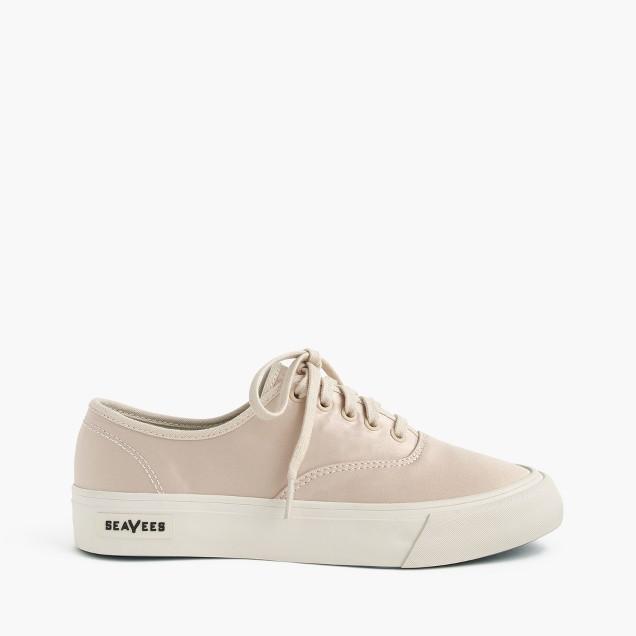 SeaVees® for J.Crew legend sneakers in satin