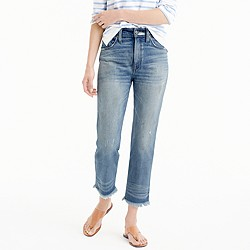 Point Sur vintage straight-leg jean