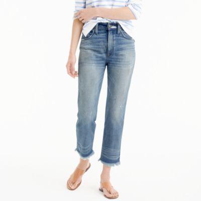 Point Sur vintage straight-leg jean