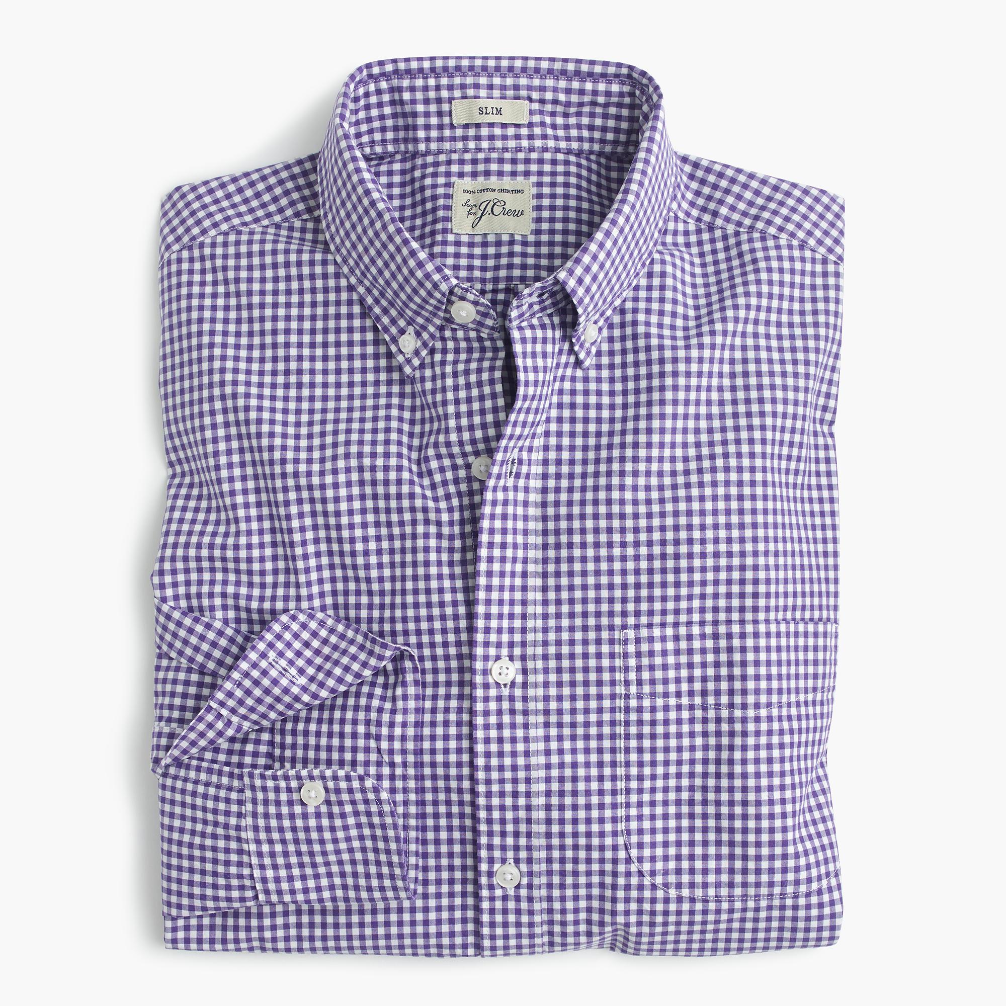 Men's Slim Size Clothing : The Slim Shop | J.Crew