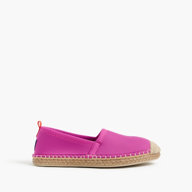 Kids' Sea Star Beachwear® Beachcomber espadrilles