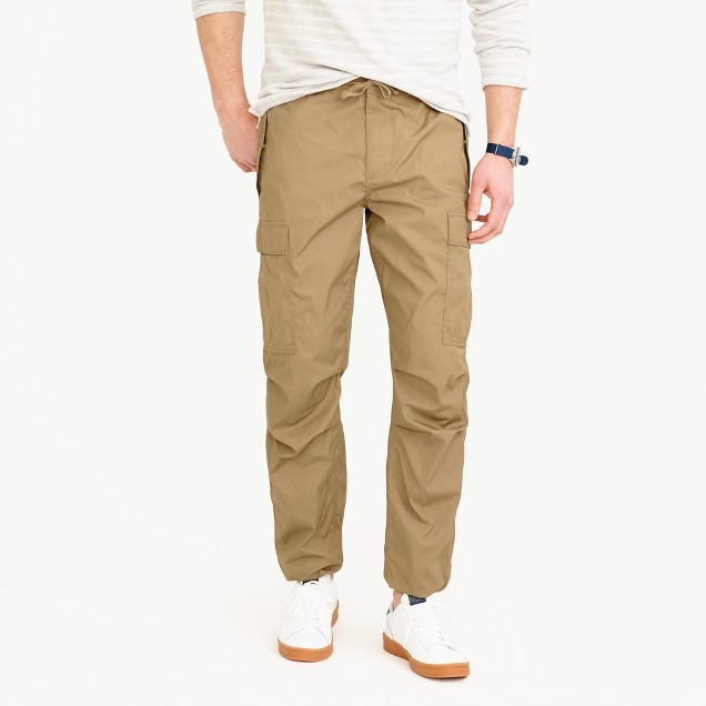 Wallace & Barnes shell cargo pant