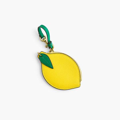 Lemon coin purse