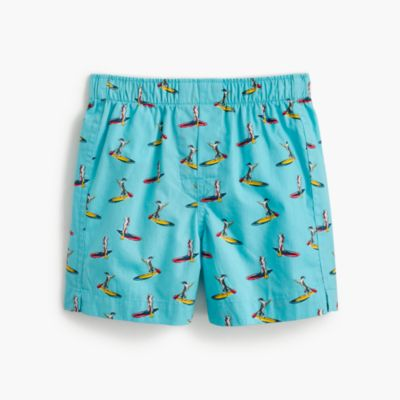 Boys' paddleboard boxers
