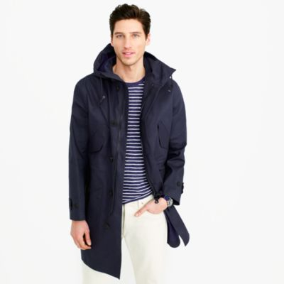 Hancock® for J.Crew hooded parka