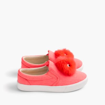 Girls' Max the Monster slide sneakers