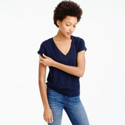 New linen T-shirt