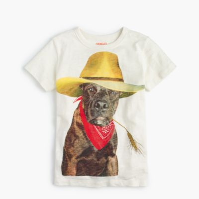 "Boys' ""dog days of summer"" T-shirt"