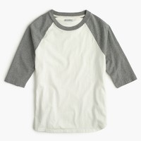 Wallace & Barnes baseball T-shirt