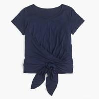 Wrap T-shirt