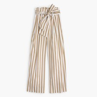 Thomas Mason® for J.Crew striped cotton pant