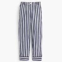 Thomas Mason® for J.Crew cropped striped pant