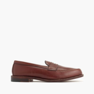 Alden® for J.Crew penny loafers