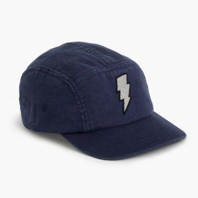 Kids' critter baseball cap