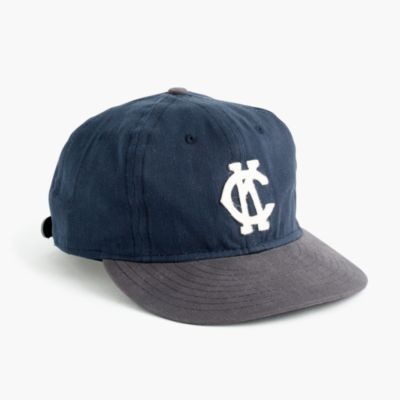 Ebbets Field Flannels® for J.Crew Kansas City Packers ball cap