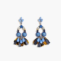 Crystal fete earrings