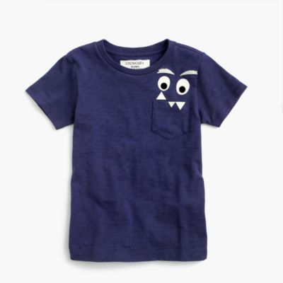 Boys' glow-in-the-dark Max the Monster T-shirt