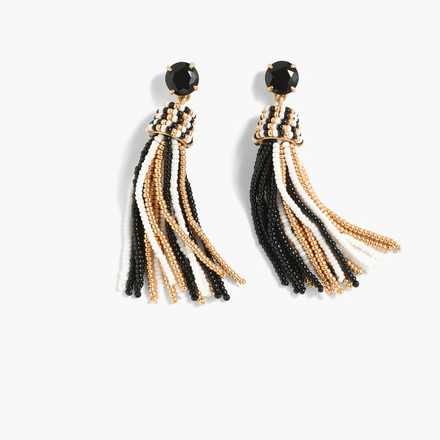 Fun tassel earrings