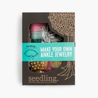Kids' Seedling Make Your Own Ankle Jewelry kit