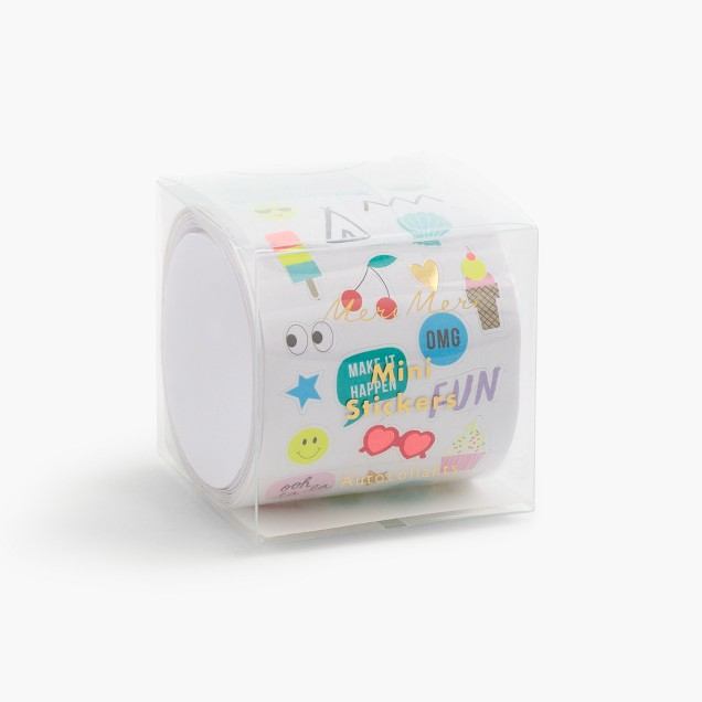 Kids' Meri Meri™ mini stickers