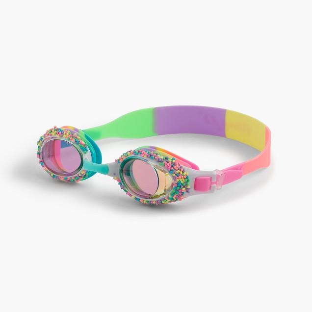 Kids' Bling2o™ sprinkles swim goggles