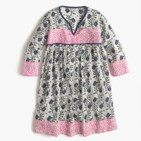 SZ Blockprints® for J.Crew kids' dress