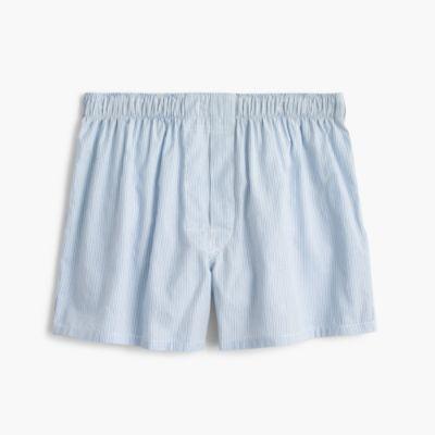 Microstripe boxers