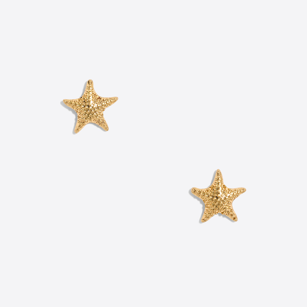 Starfish Earrings J Crew Collection