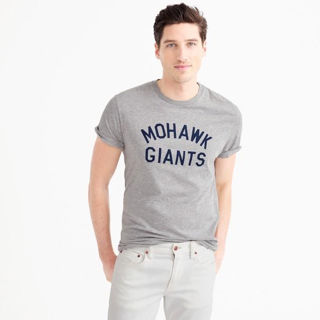 Ebbets Field Flannels® for J.Crew Mohawk Giants T-shirt