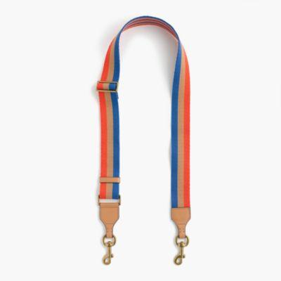 Detachable bag strap