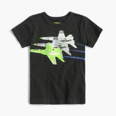 Boys' jets T-shirt