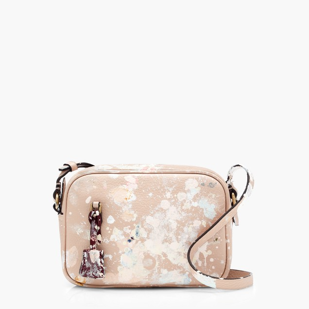 Limited-edition Signet bag in paint splatter