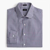 Crosby shirt in small tattersall